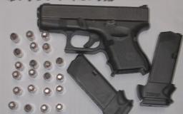 Man with loaded handgun stopped at Yeager Airport in Kanawha County, WV