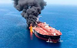Pompeo, without offering evidence, blames Iran for Gulf tanker attacks