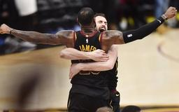 Kevin Love Confident LeBron James Can Lead Lakers Back To NBA Finals