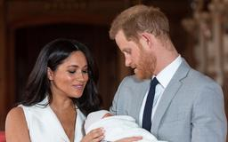 Who's looking after Archie while Meghan Markle and Prince Harry attend Trooping the Colour?