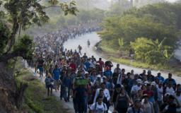 Mexico Says It Is Holding Back 250K Migrants amid Tariff Threat