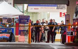 Off-duty LAPD officer opened fire at Costco, killing 1, after being assaulted, police say