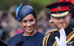 You Totally Missed Meghan Markle And Prince Harry's Son, Archie, At Trooping the Colour