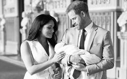 Prince Harry and Meghan Markle Just Gave the World the First Real Glimpse of Baby Archie