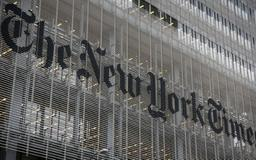 NY Times fires back at Trump's 'dangerous' accusation of treason