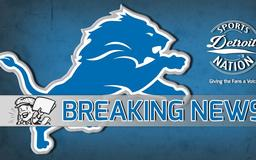 BREAKING: Detroit Lions trade tight end to New England Patriots