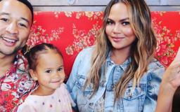 Chrissy Teigen Slams Troll For Criticizing Her 3-Year-Old Daughter's Hair