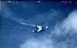 Russia Says US Cruiser Nearly Caused Collision in East China Sea