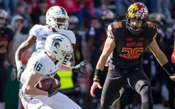 Terps specialist, a three-year starter, finds new home