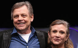 Mark Hamill Is Pushing for Carrie Fisher to Replace Donald Trump's Walk of Fame Star