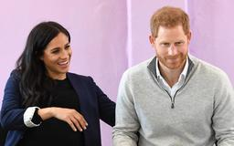 Prince Harry has just released the first proper photo of baby Sussex