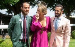 Vogue Williams and Spencer Matthews choose James Middleton as godfather to son Theodore