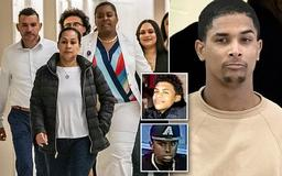 'He's not going to eat for a very long time because I hit him in the neck': What Bronx bodega killer bragged after knifing 15-year-old as mom of the victim returns to court for first time after watching harrowing footage