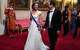 Kate Middleton's 'Rural Rival' Attended The Same Banquet As The Duchess