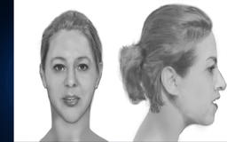 Sketch released of woman whose burned body was found in Bexar County in April