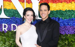 Santino Fontana and Wife Jessica Hershberg Are Expecting Their First Child Together — a Girl!