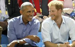 Meghan & Harry Are Apparently Eyeing the Obamas as Baby Archie's Godparents