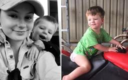 'It only takes a second for a little one to disappear': Parents defend mother who was trolled online after her son, 2, was found dead in a dam just 100 metres from home