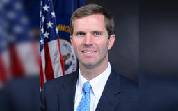 WATCH: Gubernatorial candidate Andy Beshear speaks at Murray State