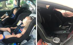 Mom Had Second Thoughts About Her Toddler's Car Seat Change & It Saved His Life