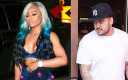 Blac Chyna Slams Rob Kardashian For Not Allowing Dream On Her Reality Show & Disses 'KUWTK' Ratings