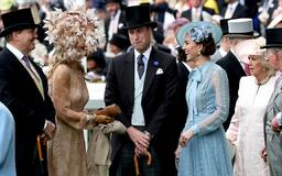 Kate Middleton enjoys a day at the races at Royal Ascot – see the best photos