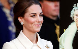 Kate Middleton Gives Queen Elizabeth A Run For Her Money At Her Latest Royal Outing And Every Royal Fan Takes Immediate Notice