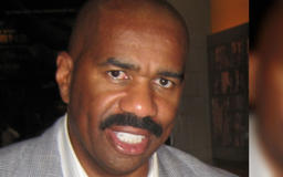 "Steve Harvey Makes Headlines When His Wife Used The ""R"" Word On Social Media"