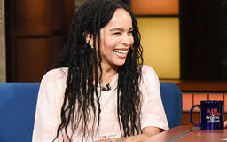Zoe Kravitz on Paying Tribute to Mom Lisa Bonet's Nude Cover and Career, Expanding Her 'Big Little Lies' Role