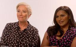 Mindy Kaling and Emma Thompson on Being a Diversity Hire