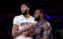 Anthony Davis Officially Joins LeBron James In LA; Lakers Become Vegas Favorite