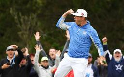 U.S. Open 2019: Gary Woodland's insanely clutch chip-in was the par of the year at Pebble Beach