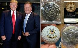 My (not-so diplomatic) summit with Donald Trump in Churchill's War Rooms: PIERS MORGAN tells the rollicking inside story of his world exclusive interview with the US President