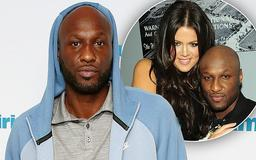 Lamar Odom admits ex-wife Khloe Kardashian recently texted him after he made shocking claims she 'beat sh*t out of stripper' after walking in on orgy while married