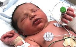 Abandoned newborn girl found alive in plastic grocery bag