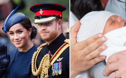 Wait, Meghan Markle and Prince Harry's Son Baby Archie Was Actually at Trooping the Colour After All?!