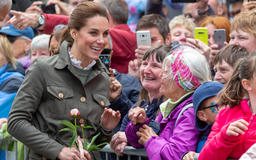 Kate Middleton had best response to young fan wondering about her Elsa dress