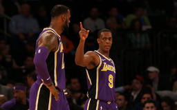 Rajon Rondo Describes How Young Lakers Players Were Bothered By LeBron James Trying To Get Them Traded For Anthony Davis