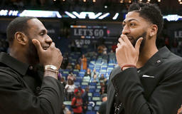 Anthony Davis trade update: Lakers trying to rework deal with Pelicans to open max salary slot, report says
