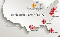 Could A Threat Of Ebola Coming In From Mexico Close The US/ Mexico Border?