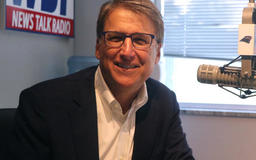 Pat McCrory Talks with Bill O'Reilly About New WBT Show Weekday's at 11:45am