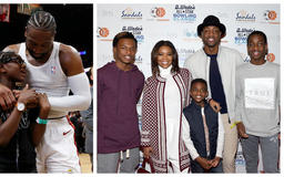 Dwayne Wade on Supporting His Son Going to Pride Parade: 'My Job as a Father'
