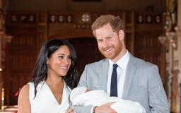 Archie Harrison's Christening Will Reportedly Be Missing a VERY Important Member of the Royal Family