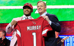 Larry Fitzgerald: Kyler Murray has 'ultimate weapon in the exit button'
