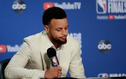 How Warriors' Steph Curry dealt with NBA Finals Game 6 loss to Raptors