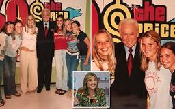 'I'll always bet more than $1 on these beautiful besties!' Jenna Bush Hager shares throwback photos of herself and her college friends posing with Bob Barker on set of The Price is Right