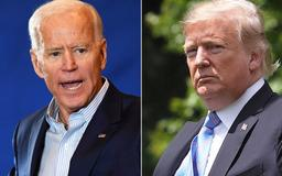 2020 Democratic front-runner Joe Biden and President Trump plan dueling campaign stops in Iowa on Tuesday