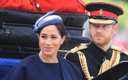 Harry and Meghan facing problems outside their home