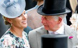 Prince Charles shares a much closer relationship with niece Zara Tindall than daughters-in-law Meghan and Kate, says royal biographer