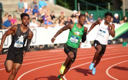Oregon men's track and field finishes 12th, women sit at sixth heading into last day of NCAA's